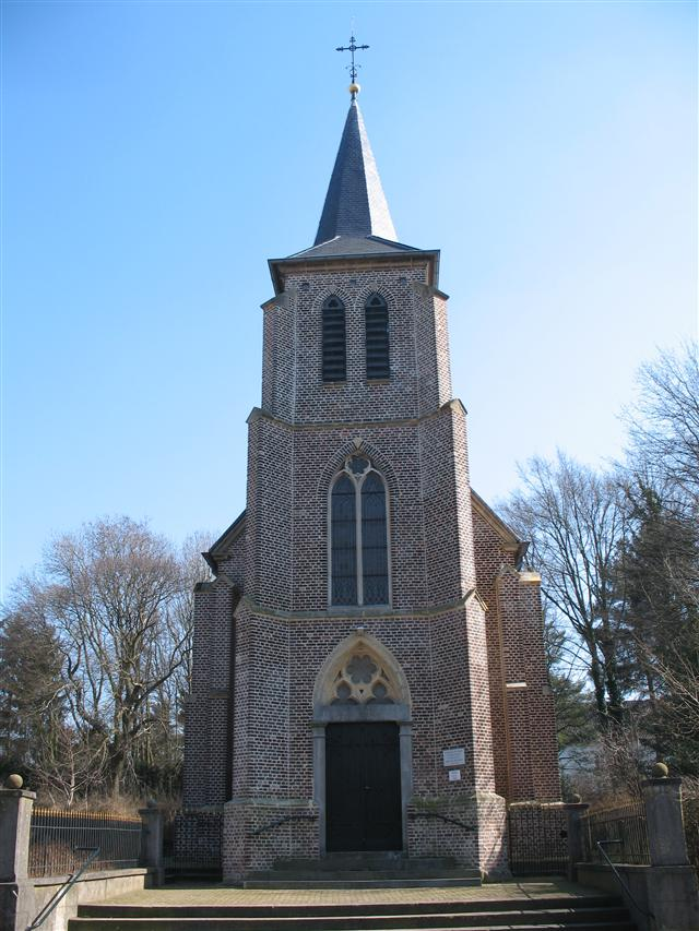 Referentieproject Mariakapel Beek Limburg