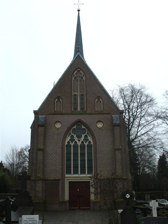 Referentie Dinant Vochtbestrijding Kapel R.K. Kerkhof Zwolle