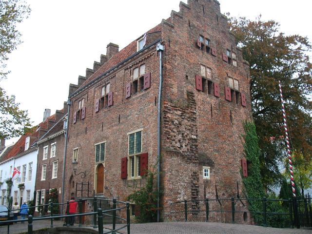 Referentie Dinant Vochtbestrijding Amersfoort